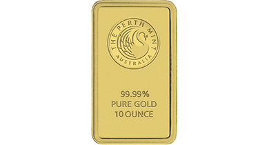 Goldcore Buy 10 Oz Gold Bullion Bars By Post And
