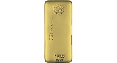Goldcore Buy Gold Bullion Bars 1 Kilo Gold Bars Insured Delivery Or Secure Storage